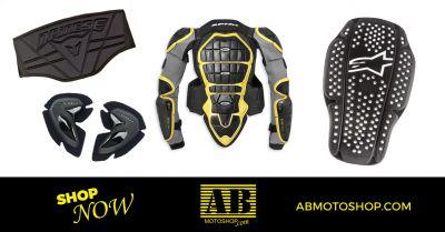 offerta protezioni da moto civitanova marche occasione abbigliamento protettivo moto