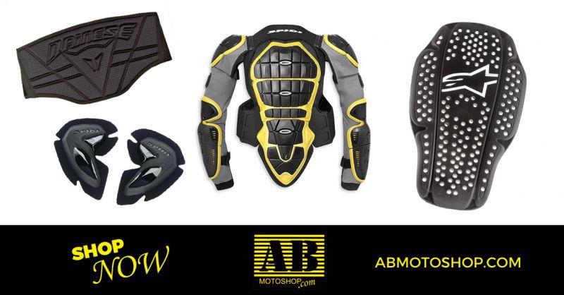 offerta protezioni da moto civitanova marche - occasione abbigliamento protettivo moto