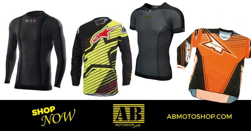 offerta vendita maglia tecnica moto civitanova marche - occasione intimo tecnico moto macerata