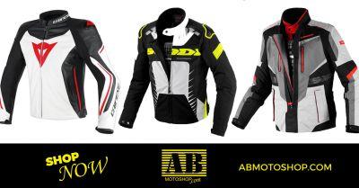 offerta giacca da moto vendita online occasione giubbini da moto civitanova marche