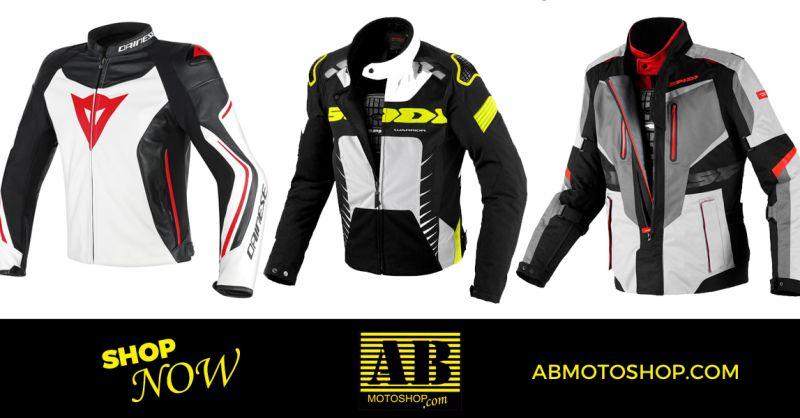 offerta giacca da moto vendita online - occasione giubbini da moto civitanova marche