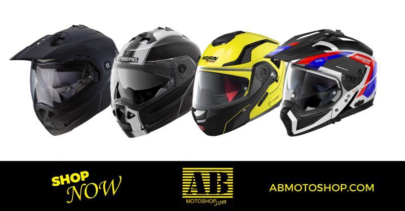 AB MOTO SHOP - Offerta Vendita Casco Integrale Moto Civitanova Marche