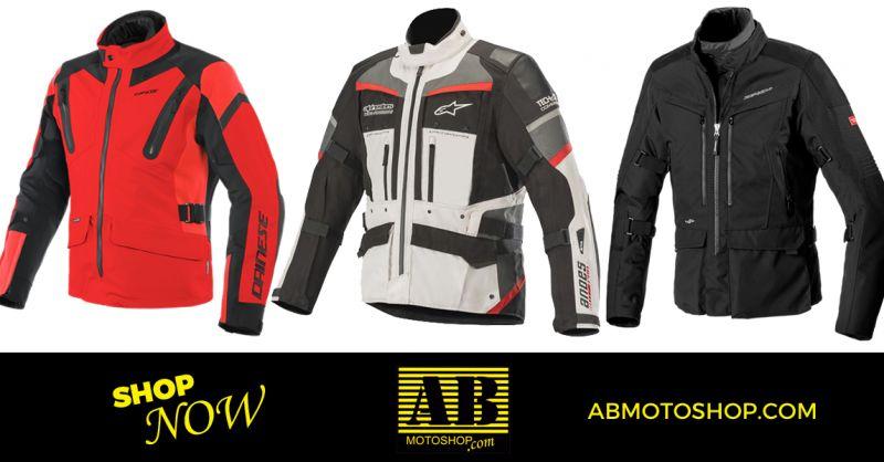 AB MOTO SHOP - Offerta Vendita Giacche da Moto Civitanova Marche