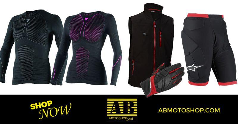 AB MOTO SHOP - Offerta Vendita Abbigliamento Tecnico Moto Civitanova Marche
