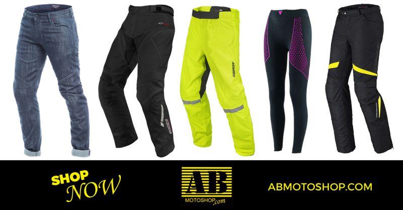 AB MOTO SHOP - Offerta vendita pantaloni da Motociclista Civitanova Marche