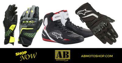 offerta guanti estivi traforati moto civitanova marche occasione calzature estive moto civitanova marche