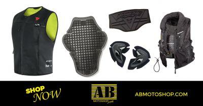offerta vendita protezioni air bag moto civitanova marche occasione giubbino air bag moto civitanova marche civitanova marche