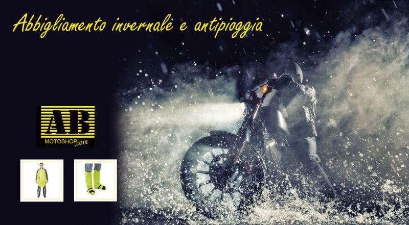 Ab Moto Shop - Offerta Abbigliamento invernale e antipioggia per moto Civitanova Marche