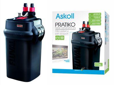 filtro per acquario askoll pratiko new generation 200