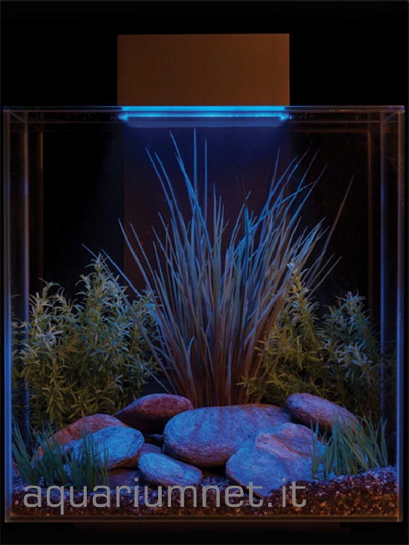 offerta acquario Askoll Fluval Edge 46 serie 2.0 -  acquario illuminazione led