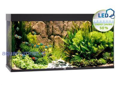 aquarium offerta acquario juwell rio 125 completo di filtro materiali filtranti riscaldatore pompa illuminazione led