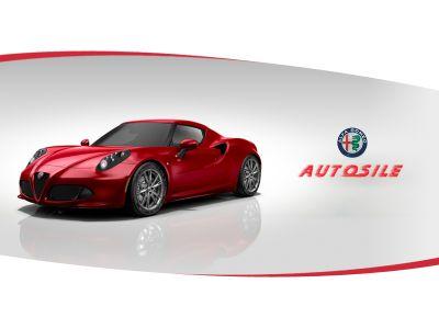 offerta servizi vendita modelli auto nuovi e usati alfa romeo autosile