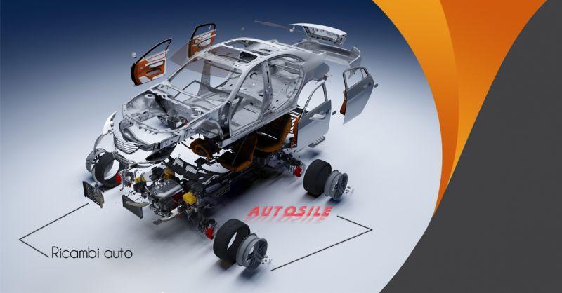 Offerta servizio professionale vendita e distribuzione ricambi autoveicoli multi marca officina