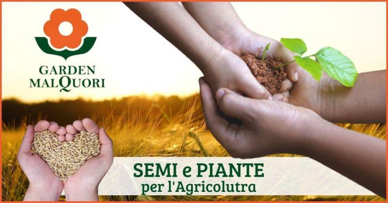 offerta prodotti agricoli per agricoltura - occasione semi e piante per agricoltura