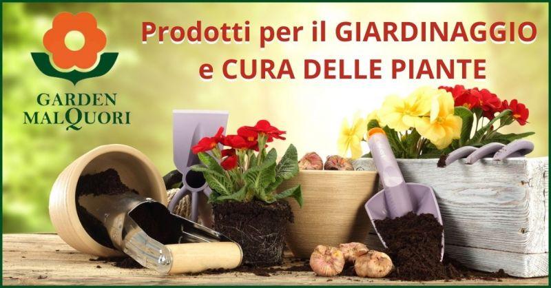 offerta prodotti per la cura delle piante - promozione prodotti per il giardinaggio