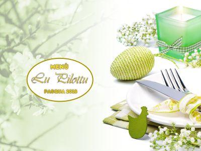 offerta menu di pasqua promozione pranzo di pasqua lu pilottu