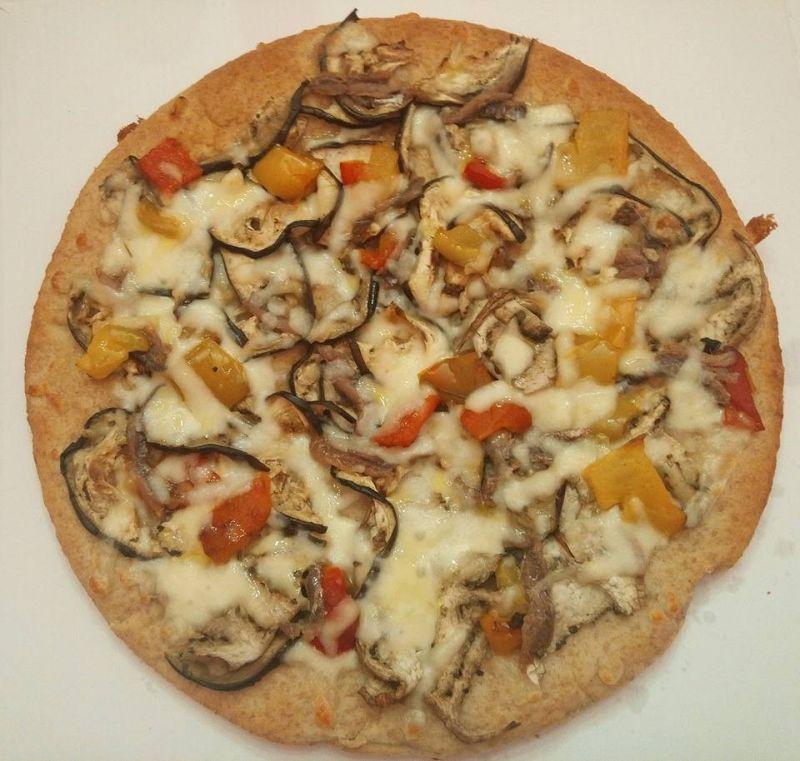 PIZZA INTEGRALE ANCONA , PIZZA INTEGRALE AL PIATTO ANCONA