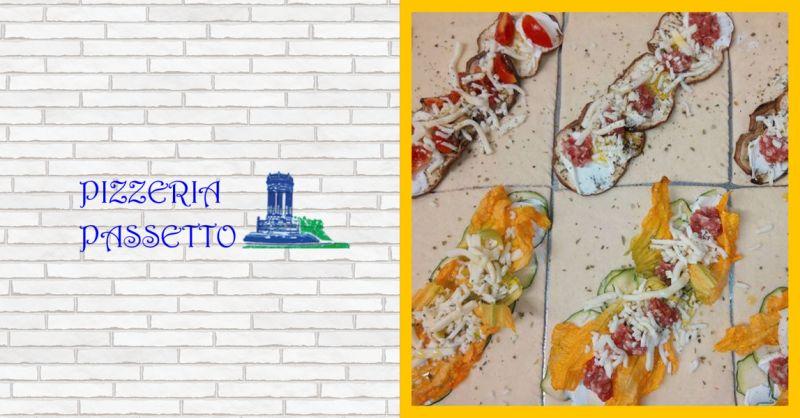 Offerta Calzoni Ripieni d'Asporto Ancona - Occasione Pizzette Calzoni Farciti Ancona
