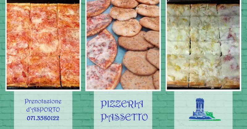 PIZZERIA PASSETTO - Offerta Pizzeria Al Taglio Ancona Centro