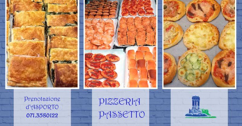 PIZZERIA PASSETTO - Pizza Panini per feste di compleanno Ancona Centro
