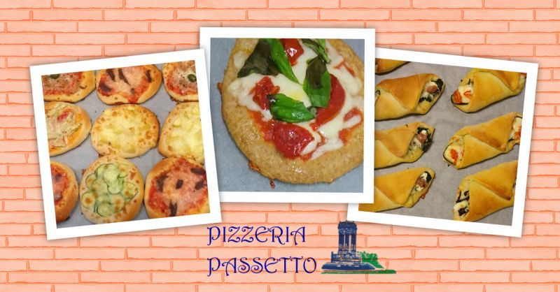 PIZZERIA PASSETTO - Offerta Pizza Panini Focacce Ripiene d'asporto Ancona Passetto