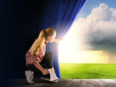 generazioni giovani famiglie a teatro