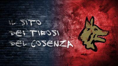 sito internet cosenza calcio tifo cosenza pagina ufficiale squadra calcio cosenza
