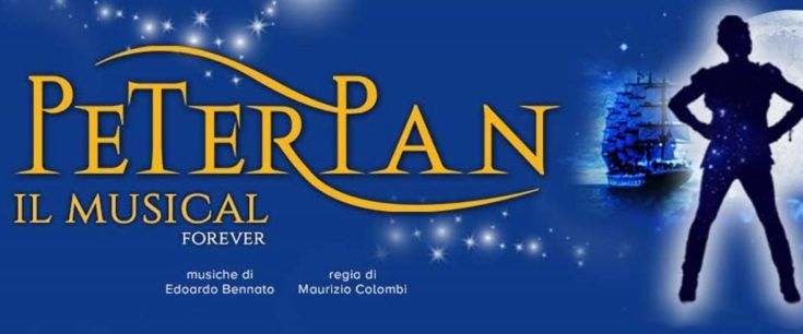 EVENTO SPETTACOLO TEATRALE PETER PAN FOREVER COSENZA