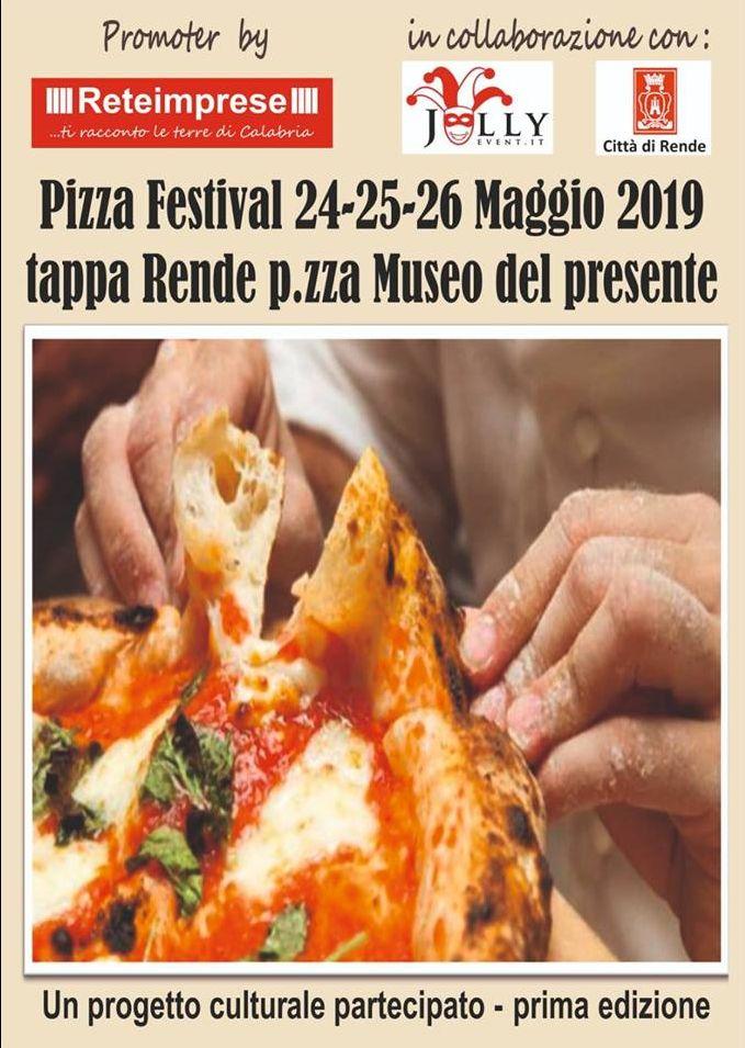 Pizza festival cosenza - eventi pizza festival rende