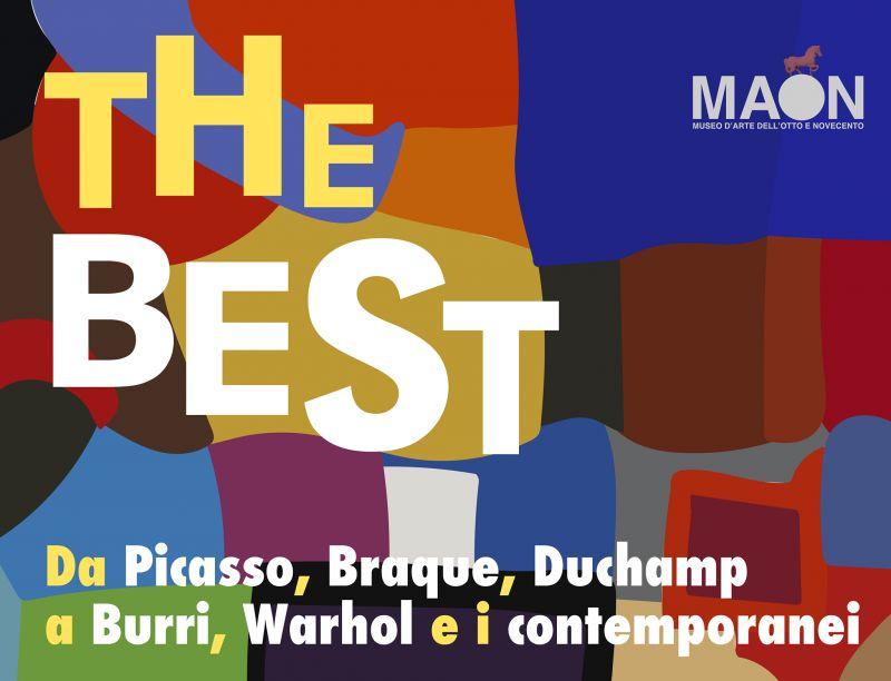 mostra the best cosenza - evento museo arte otto e novecento rende - collezione mostra cosenza