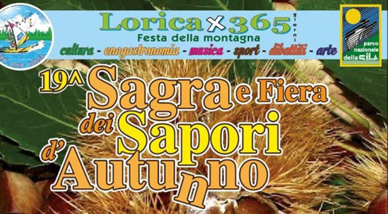 Sagra enogastronomica Lorica – Fiera prodotti tipici Lorica Cosenza