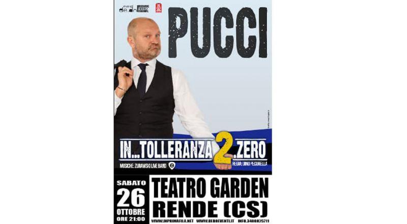 Promozione spettacolo comico Cosenza - Offerta serata con spettacolo Rende