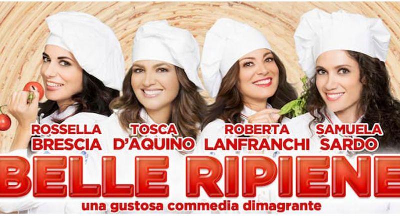 Promozione commedia femminile Rende - Offerta spettacolo teatro Rende