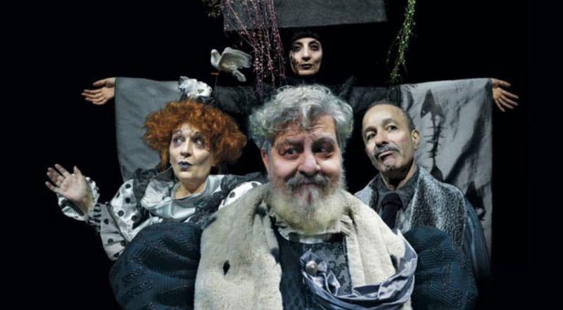 Promozione spettacolo con Lello Arena Rende - Offerta evento teatro Rende