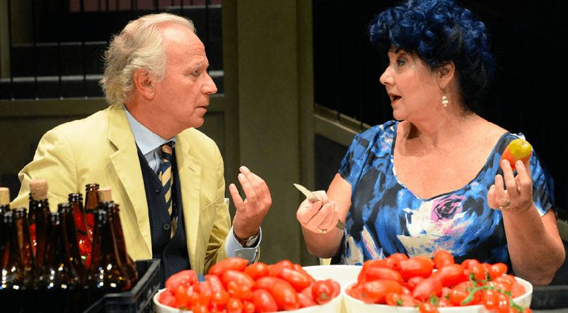 Promozione commedia teatro Cosenza - Offerta spettacolo Laurito Gleijeses Cosenza