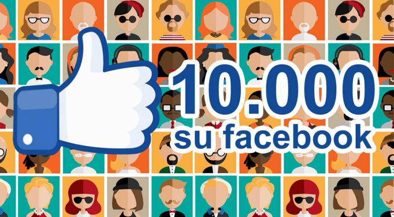 Offerta 10000 mi piace su facebook Cosenza – Promozione grazie per mi piace Cosenza