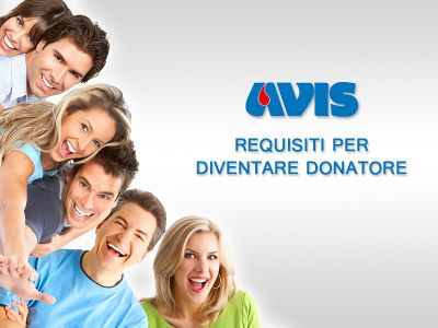 requisiti per diventare donatore di sangue avis provinciale di perugia