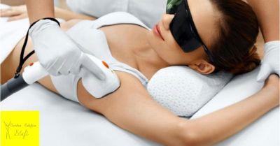 centro estetico stefi offerta epilazione laser occasione depilazione definitiva ascelle inguine