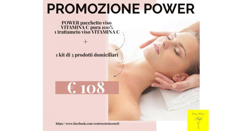Centro Estetico Stefi Treviso - Offerta servizio professionale trattamento viso vitamina C Treviso