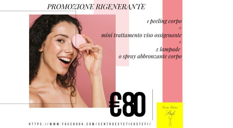 Centro Estetico Stefi Treviso - Promozione trattamento professionale rigenerante viso e corpo Treviso