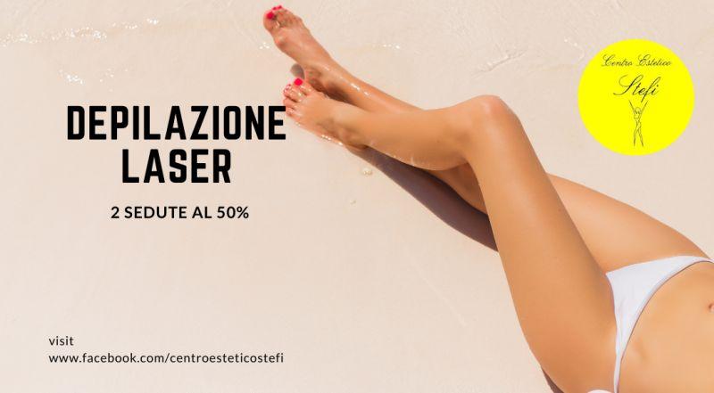 Offerta epilazione laser scontata a Treviso – occasione depilazione laser in offerta a Treviso