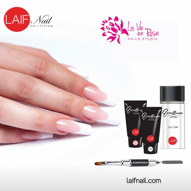 LA VIE EN ROSE offerta vendita prodotti laif nail unghie - occasione rivenditore prodotti laif