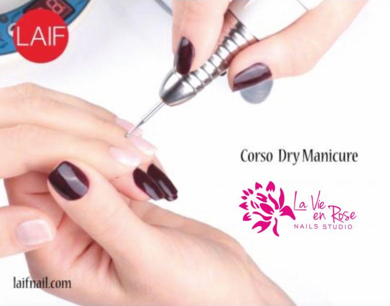 LA VIE EN ROSE offerta corsi nail art - corso base avanzato ricostruzione unghie laif nail