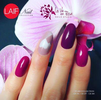 la vie en rose offerta smalto unghie in gel caucciu promo ricostruzione unghie in gel