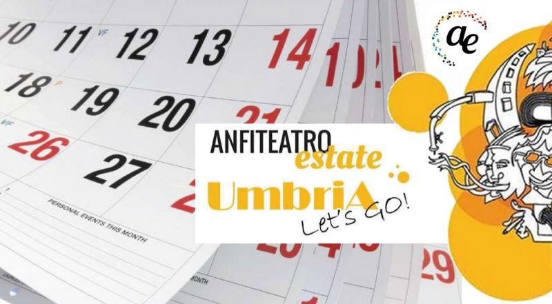 OFFERTA EVENTI ESTATE 2019 TERNI - OCCASIONE CONCERTI ARTE SPETTACOLO TERNI