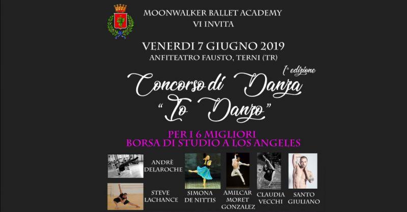 Occasione Spettacolo di Danza Terni - Offerta Eventi estivi Terni