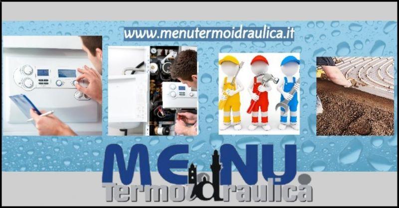 promozione impianti idro termo sanitari e impianti condizionamento Siena - ME NU TERMOIDRAULICA