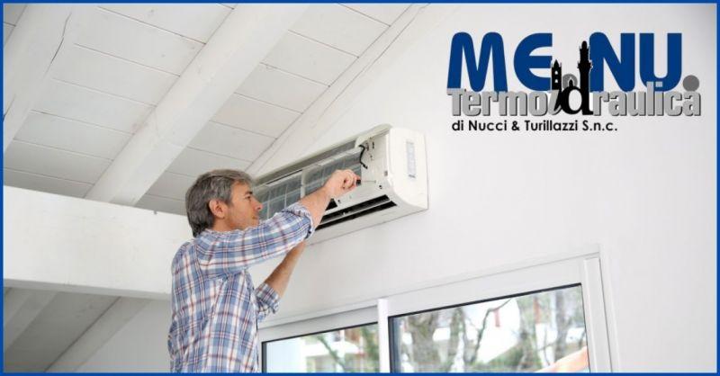 occasione check up e pulizia condizionatore Siena - offerta pulizia e sanificazione filtri condizionatore