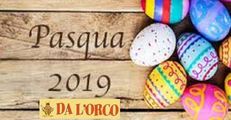 promozione menu pranzo di Pasqua 2019 - offerta dove mangiare a pasqua poggibonsi