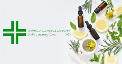 offerta farmacia comunale canicatti occasione dermocosmesi omeopatia canicatti